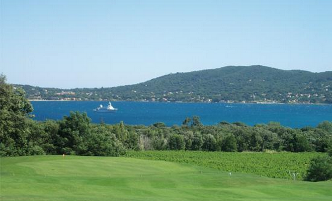 golf de Beauvallon