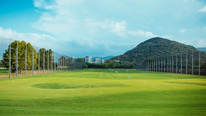 Cannes Mandelieu Old course