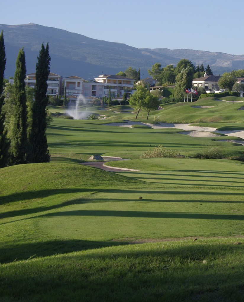 Sécurité et Luxe Golf Event au Royal Mougins Golf Club