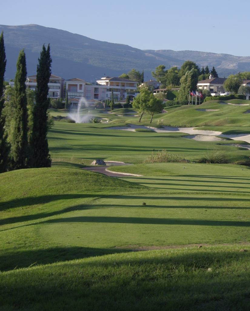 Sécurité et Luxe Golf Event au Royal Mougins Golf Club