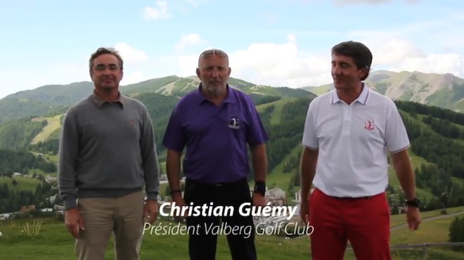 Birdie Golf video Series 5 at Valberg Golf Club