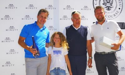 Minuty Golf Cup au Old Course Cannes Mandelieu