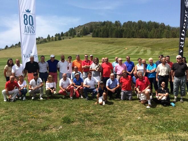 Trophée Camille MUFFA au Valberg Golf Club