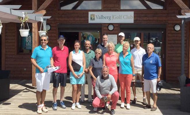 Coupe Club des Sports du Mercantour au Valberg Golf Club