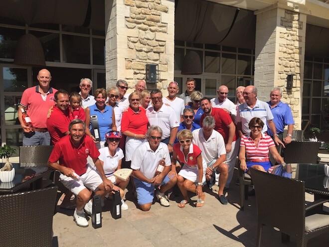 Le 14 Juillet 2017 au Royal Mougins Golf Resort