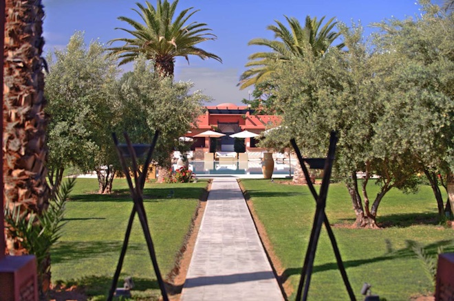 Domaine des Remparts Marrakech