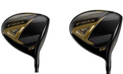 Cobra Golf et la gamme F-MAX