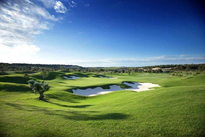 La French Connection Golf au Las Colinas Golf Club