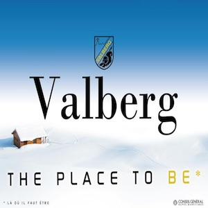 Valberg the place to be