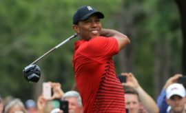 Tiger Woods his come back