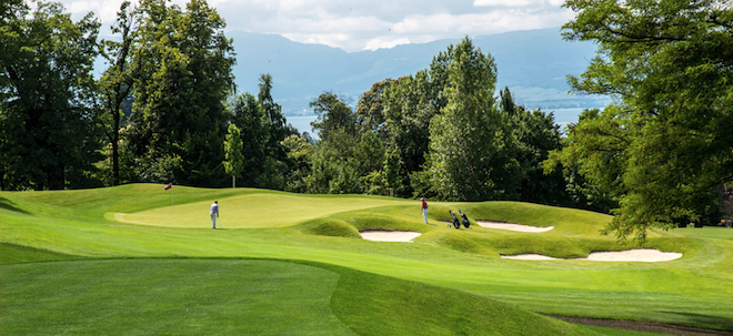 Jabra Ladies Open Evian Resort Golf Club France