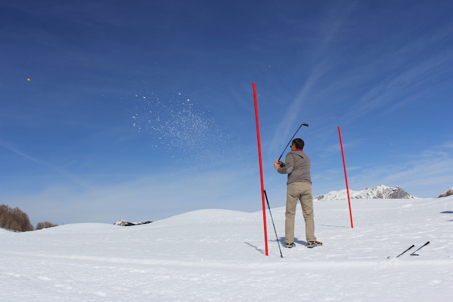 La Snow Golf Valberg