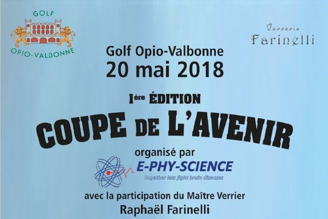 La Coupe de l'Avenir au Golf d'Opio Valbonne