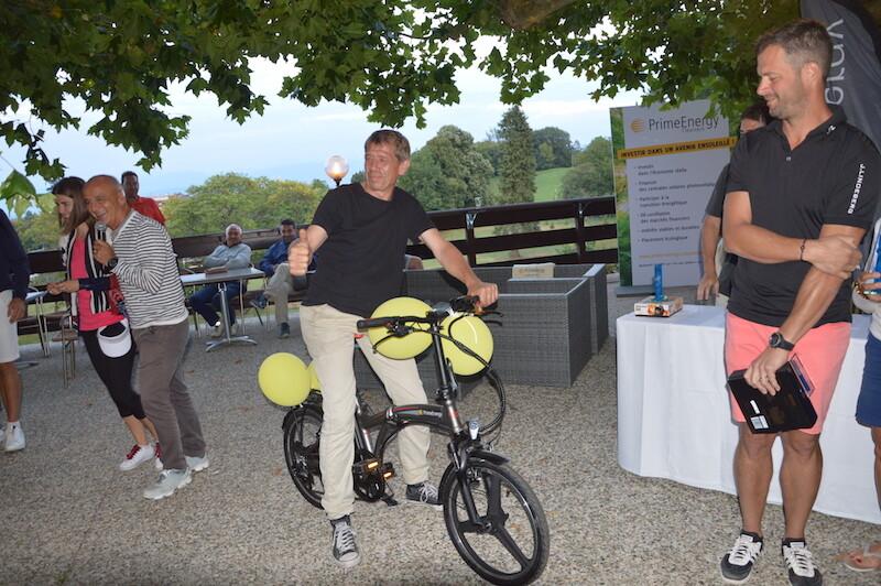 Ultra Golf Prime Energy Cleantech de Divonne les Bains