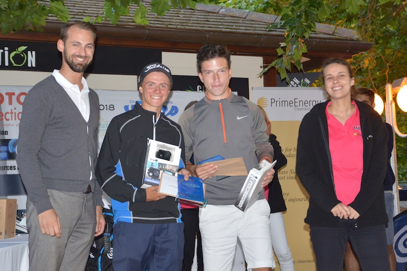 ULTRA GOLF PRIME ENERGY Cleantech of Divonne les Bains