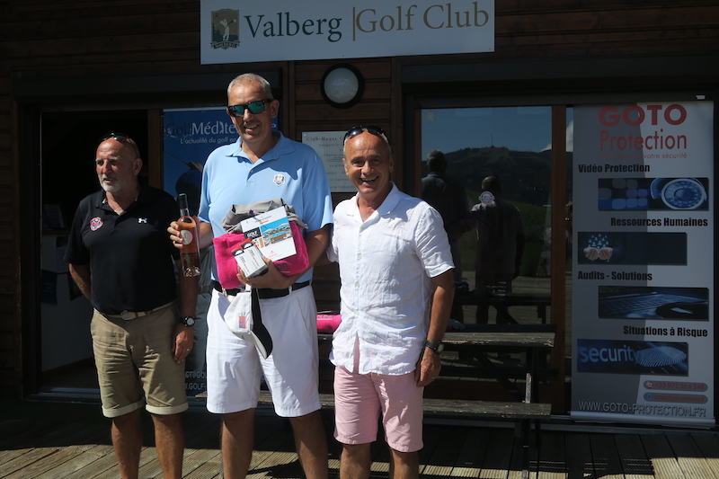 Mediterranean Golf Trophy at Valberg Golf Club 2018