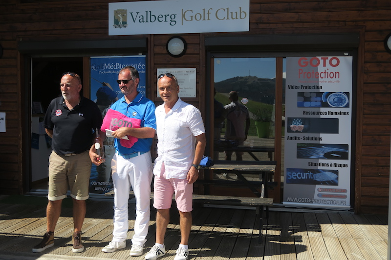 Mediterranean Golf Trophy at Valberg Golf Club 2018