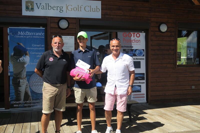 Trophée Golf Méditerranée au Valberg Golf Club 2018