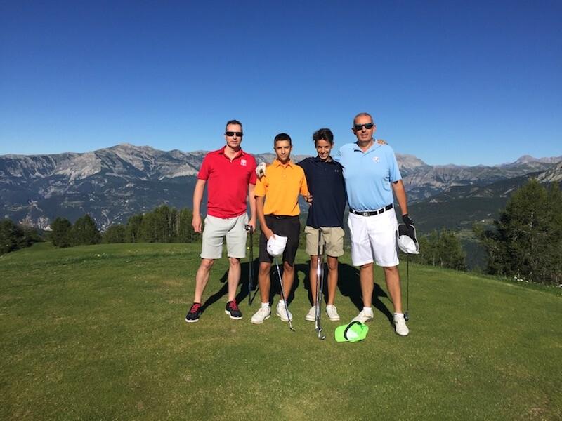 Trofeo de Golf Mediterráneo en Valberg Golf Club 2018