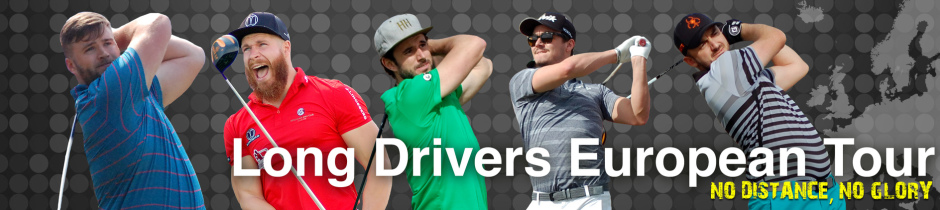 LONG DRIVERS EUROPEAN TOUR a Taulane