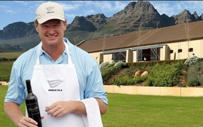 Golf, rock, wine and their stars