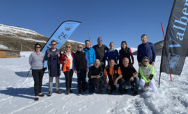 Snow Golf Valberg