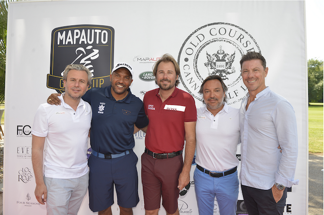 MAPAUTO GOLF CUP 019 at the Old Course