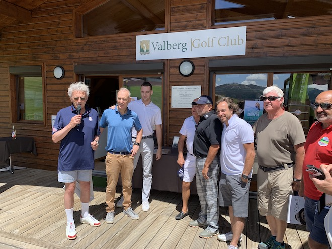 Camille MUFFAT Golf Trophy Valberg