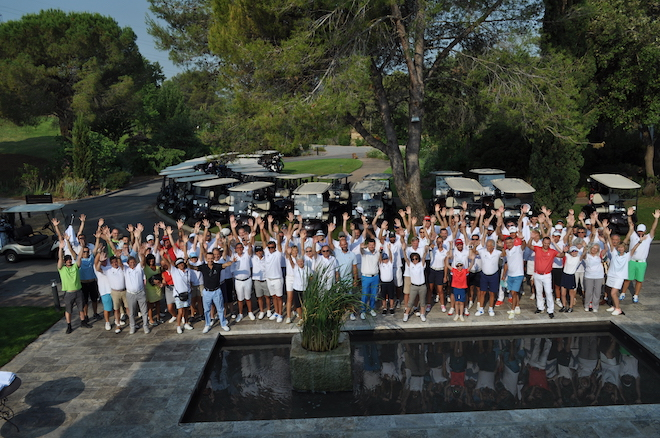 Trophée JL Cassella golf de Saint Endreol
