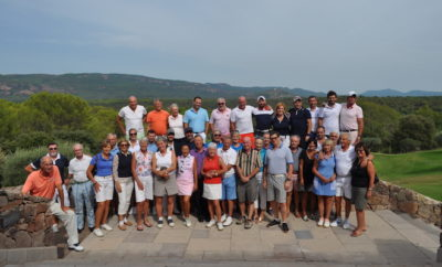 Golf de Saint Endreol Championnat du Club 2019