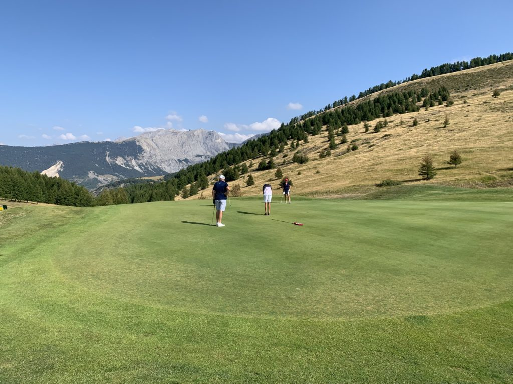 Golf Mediterranee Trophy in Valberg