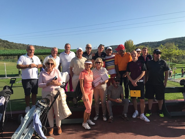 Sifas Cup Vanade Golf Course at villeneuve loubet
