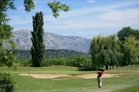 GREEN FEE GOLF SAINTE VICTOIRE