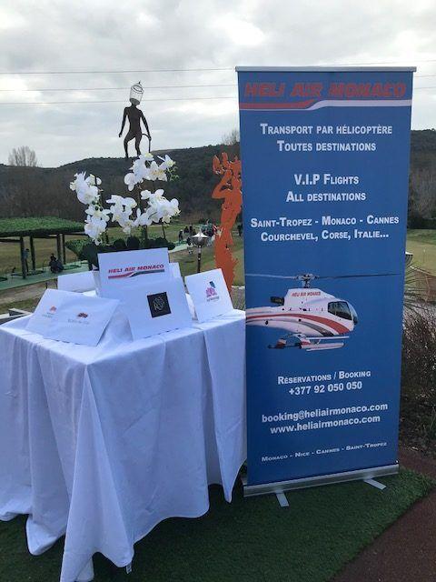 Golf La Vanade the Valentine's Day Cup