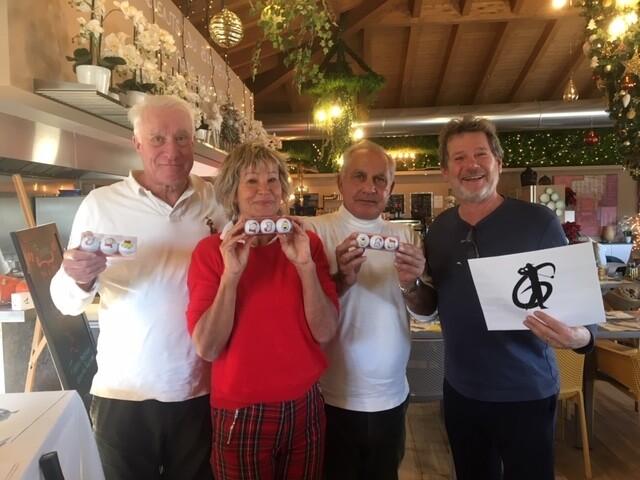 Christmas Cup at the Golf de La Vanade