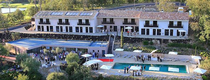 Barbaroux Golf Course hotel