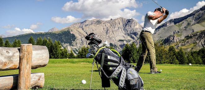 Valberg Golf Club montagne