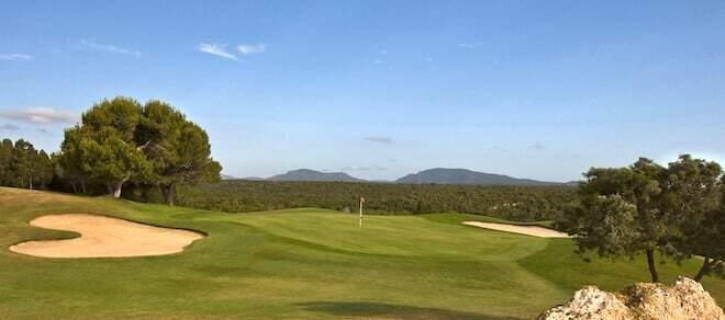 Citrus Golf Course La Forêt