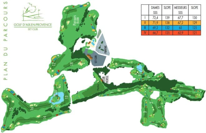 Aix en Provence Golf Course