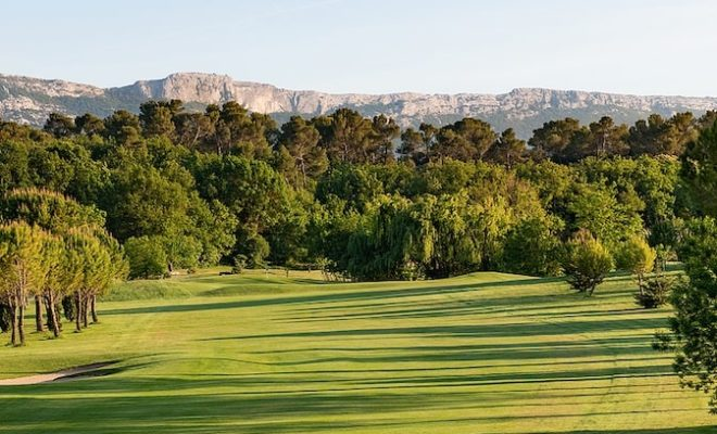 Sainte Baume Golf Course