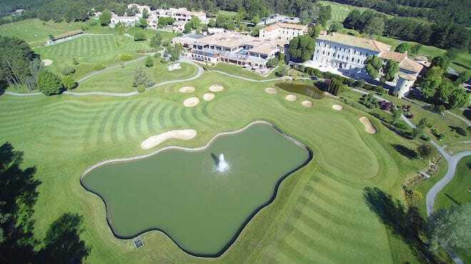 golf du Château de Taulane