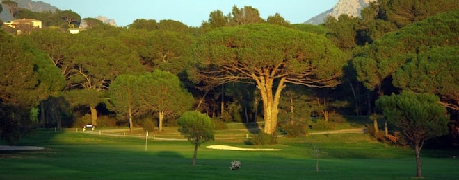 Valescure Golf Course