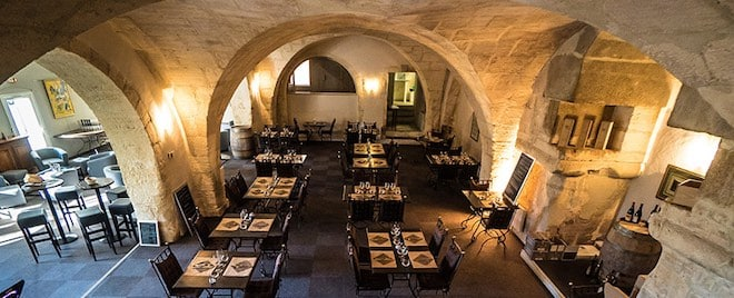 Golf de Servanes - Le restaurant La Bergerie de Servanes