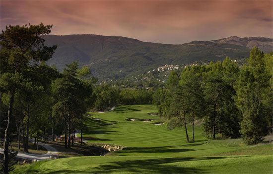 TERRE BLANCHE GOLF COURSE