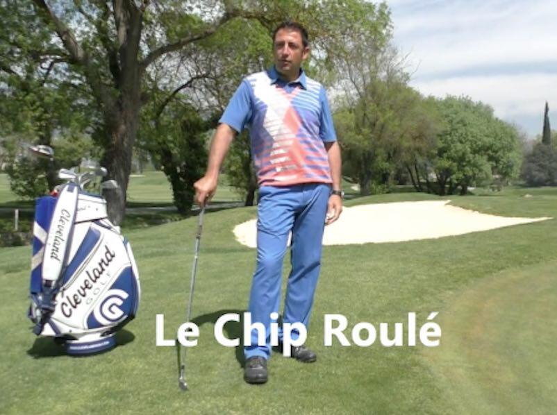 Le chip roulé par Saint Donat Golf School