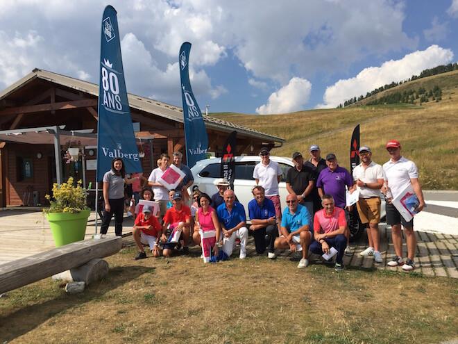 Trophée Golf Méditerranée au Valberg Golf Club