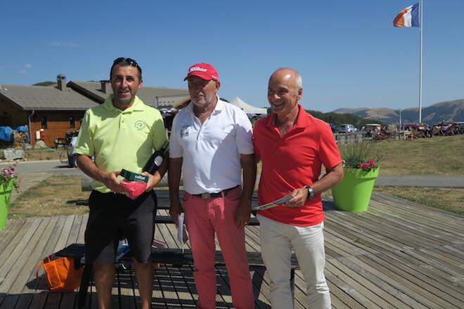 Trophée Golf Méditerranée 2017 à Valberg
