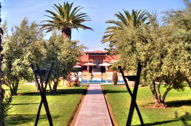 Hotel Domaine Des Remparts Marrakech