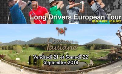 LONG DRIVERS EUROPEAN TOUR