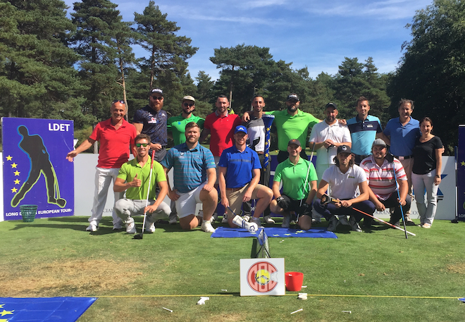 Long Drivers European Tour Taulane